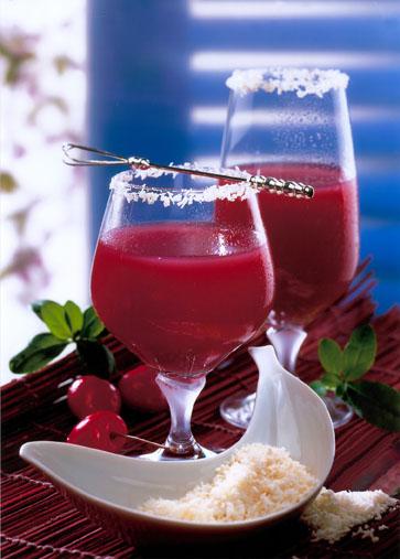 Eistee Bloody Cherry - Foto: Wirths PR