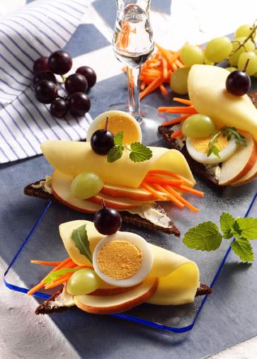 Snack-Rezept: Pikante Schwedys - Foto: Wirths PR