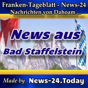 News-24 - Franken - Bad Staffelstein - Aktuell -