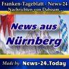 News-24 - Franken - Nürnberg - Aktuell -