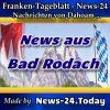 News-24 - Franken - Nachrichten aus Bad Rodach -