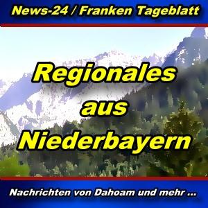 News-24.bayern - Regionales aus Niederbayern - Aktuell -