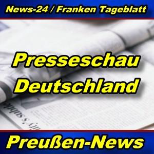 Preussen-News - Presseschau - Deutschland - Aktuell -