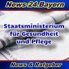 News-24 - Bayern - Aktuell - © Bayerisches Staatsministerium für Gesundheit und Pflege -