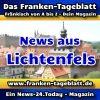 News-24 - Today - Franken - Lichtenfels - Aktuell -