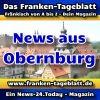 News-24 - Today - Franken - Obernburg - Aktuell -