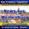 News-24 - Today - Franken - Weissenburg - Aktuell -