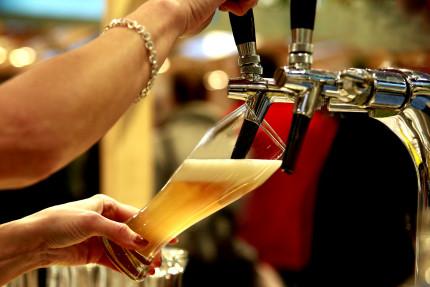 Mehr Prozente fürs Bier-Brauen in Ansbach - Foto: NGG-Region Nürnberg-Fürth