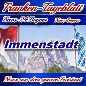 Neues-Franken-Tageblatt - Bayern - Immenstadt -