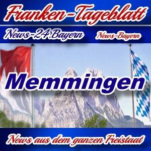 Neues-Franken-Tageblatt - Bayern - Memmingen -