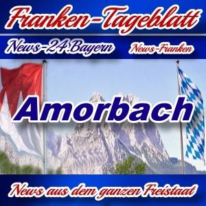 Neues-Franken-Tageblatt - Franken - Amorbach -