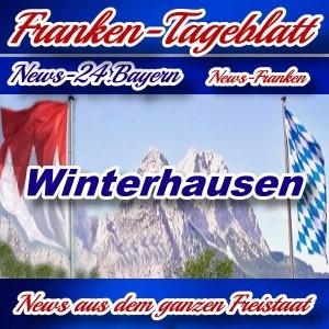 Neues-Franken-Tageblatt - Franken - Winterhausen -