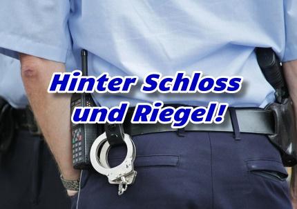 Festnahme durch die Polizei -