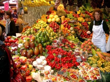 Wochenmarkt zieht um -