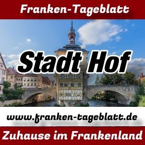 www.franken-tageblatt.de - Stadt Hof - Aktuell -