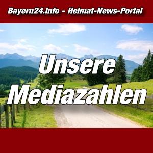 Bayern24 - Bayern-Tageblatt - Mediazahlen -
