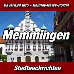 Bayern24 - Bayern-Tageblatt - Memmingen -