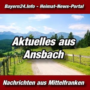 Bayern24 - Franken-Tageblatt - Ansbach - Aktuell -