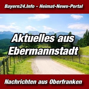 Bayern24 - Franken-Tageblatt - Ebermannstadt - Aktuell -
