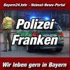 Bayern24 - Franken-Tageblatt - Polizei - Franken -