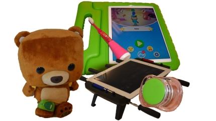 Digitales Spielzeug