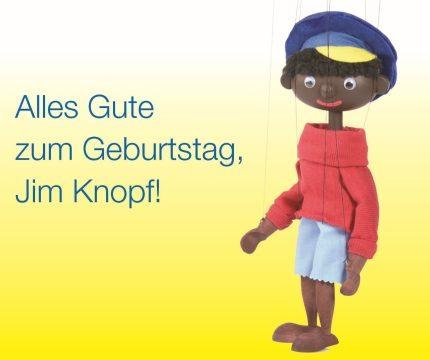 jim Knopf Plakat