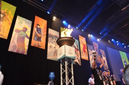 Hof 2017_170712_Eröffnungsfeier der Landesspiele 2017 Hof_Bild SOBY