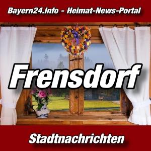 Bayern24 - Franken-Tageblatt - Frensdorf -