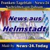 News-24 - Franken - Helmstadt - Aktuell -