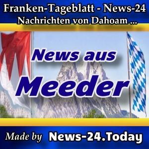 News-24-Franken - Meeder - Aktuell