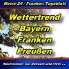News-24.bayern - 10-Tage Wettertrend - Aktuell -