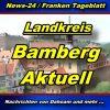 News-24.bayern - Landkreis Bamberg - Aktuell -
