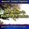News-24.bayern - Wetter Bayern und Franken - Aktuell -