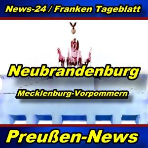 Preussen-News - Neubrandenburg - Aktuell -
