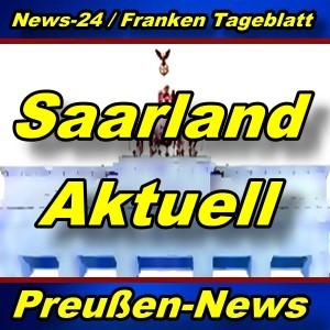 Preussen-News - Saarland - Aktuell -