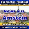 News-24 - Today - Franken - Arnstein - Aktuell -