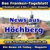 News-24 - Today - Franken - Höchberg - Aktuell -