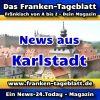 News-24 - Today - Franken - Karlstadt - Aktuell -