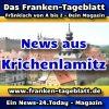 News-24 - Today - Franken - Krichenlamitz - Aktuell -