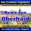 News-24 - Today - Franken - Oberhaid - Aktuell -