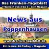 News-24 - Today - Franken - Poppenhausen - Aktuell -