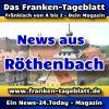 News-24 - Today - Franken - Röthenbach - Aktuell -