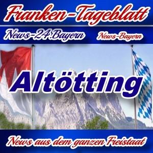Neues-Franken-Tageblatt - Bayern - Altötting -