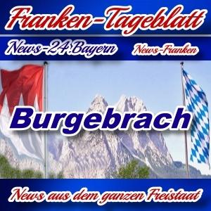 Neues-Franken-Tageblatt - Franken - Burgebrach -