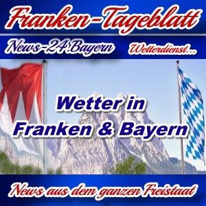 Neues-Franken-Tageblatt - Wetterbericht für Franken und Bayern - Aktuell -