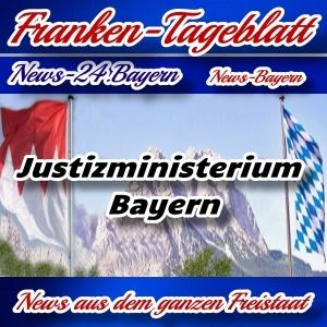 Neues-Franken-Tageblatt - Justizministerium Bayern - Aktuell -