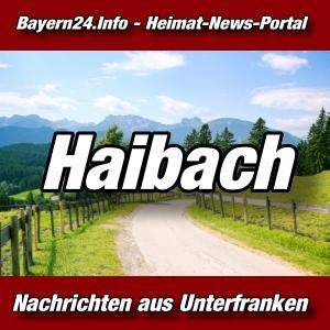 Bayern24 - Franken-Tageblatt - Haibach - Aktuell -