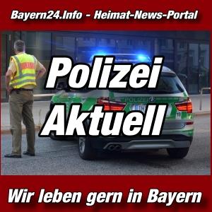 Bayern24 - Franken-Tageblatt - Polizei - Aktuell -