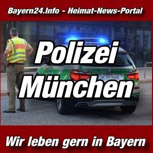 Bayern24 - Franken-Tageblatt - Polizei - München -
