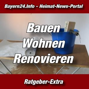 Bayern24 - Franken-Tageblatt - Bauen-Wohnen-Renovieren-